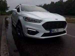Ford Mondeo Kühler