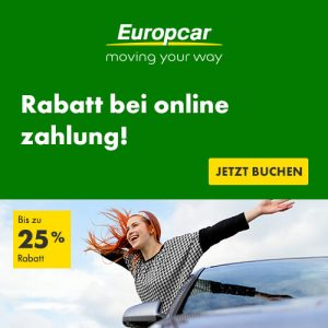 Europcar Banner