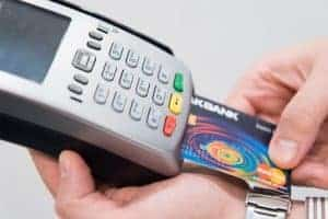 Kreditkarte Europcar