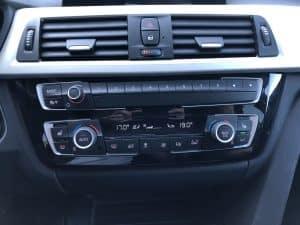 Klimaautomatik im BMW318i