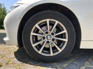 Leichtmetallfelgen BMW318i