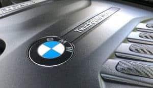BMW 520d Motor