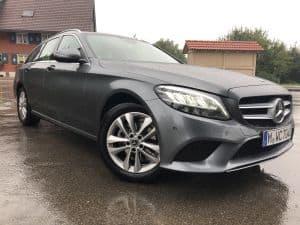 Mercedes C-Klasse FWAR