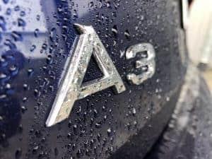 Audi A3 Emblem
