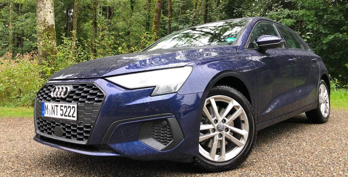 Audi A3 Frontansicht nah