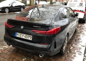 Sixt BMW220i